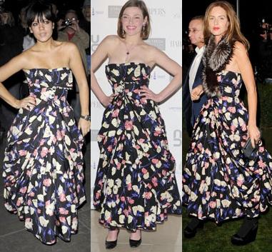 Lily Allen, Triny Woodall ve Camilla Rutherford