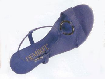 Süet sandaletler Demirel 109 YTL