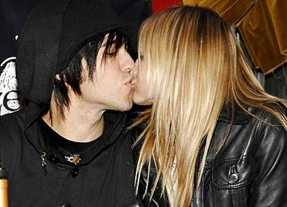 Pete Wentz ve Ashlee Simpson