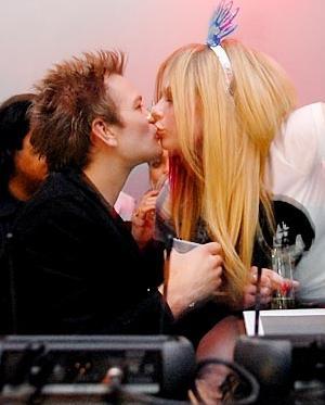 Deryck Whibley ve Avril Lavigne