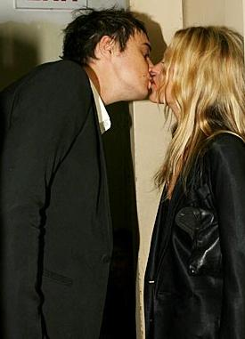 Kate Moss ve Pete Doherty