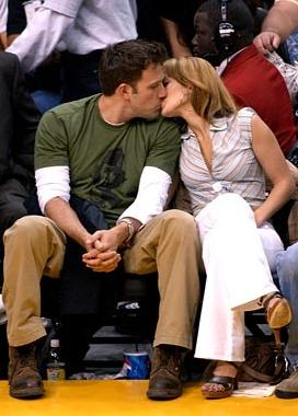 Ben Affleck ve Jennifer Lopez