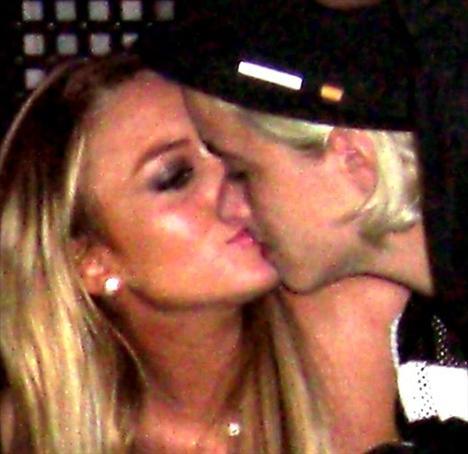 Lindsay Lohan ve Samantha Ronson
