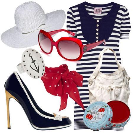 Elegan ve gösterişli! Topuklu ayakkabılar gündüz ve tekne için uygun olmayabilir ama bir akşaüstü partisi için biçilmiş kaftan!
