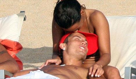 Akdeniz foku Ronaldo