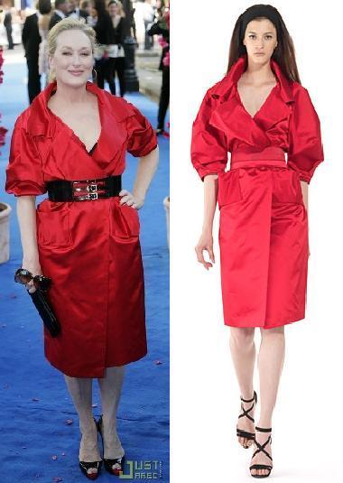Meryl Streep - Donna Karan
