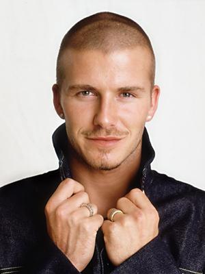 David Beckham - 10