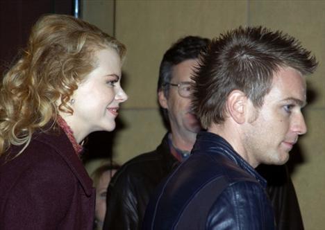 Ewan McGregor - Nicole Kidman