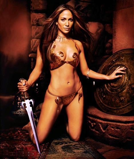 Jennifer Lopez - 96