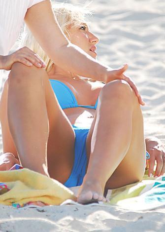 Brooke Hogan'ın havuz sefası - 16