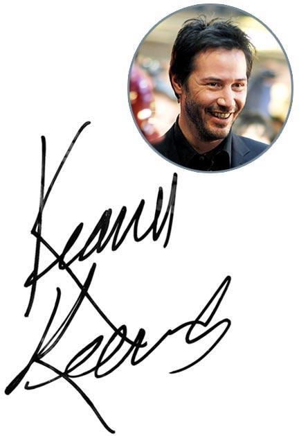 Keanu ReevesK harfinin kuyruğuyla X harfi yapması, onun savunma mekanizması olarak inkar etmeyi kullandığını gösteriyor...