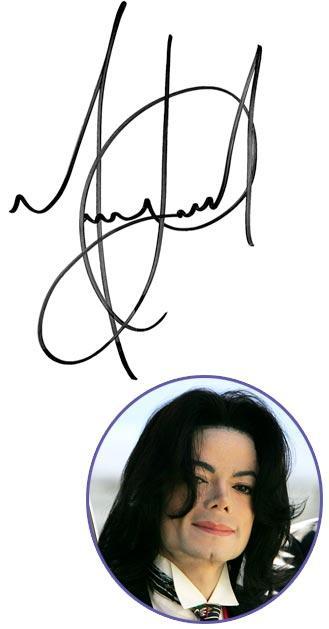 Michael Jackson Büyük imza atması, onun çevresindekileri kontrol etme ve yönetme isteğini gösteriyor.