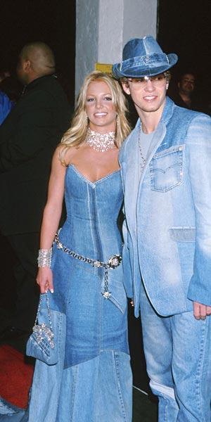 Britney Spears ve Justin Timberlake