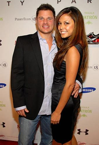 Vanessa Minnilo  ve Nick Lachey
