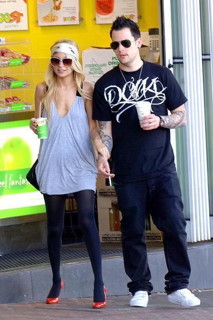 Nicole Richie ve Joel Madden