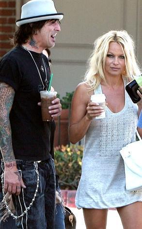 Pamela Anderson ve Tommy Lee