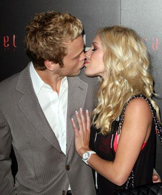Kötü öpüşen ünlüler - 10