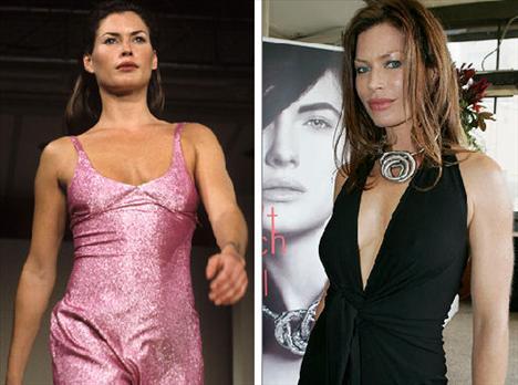 Carrie Otis - Anoreksia ve eroin bağımlılığından kurtulan model, şimdi büyük beden modeli.
