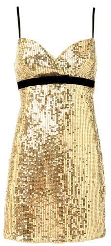 Hem dore hem de pullu elbise gayet ışıl ışıl ve dikkat çekici