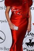 Kırmızı halıda kırmızı giymenin zerafeti - 29