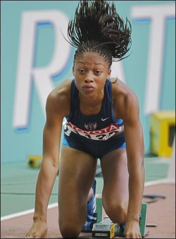 Allyson Felix - Atletizm