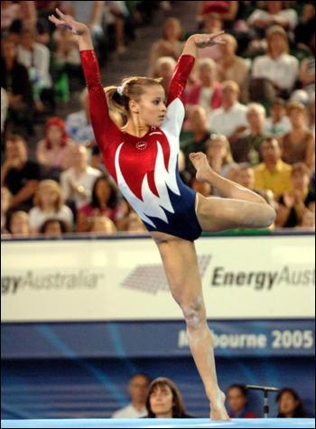Olimpiyat Güzelleri