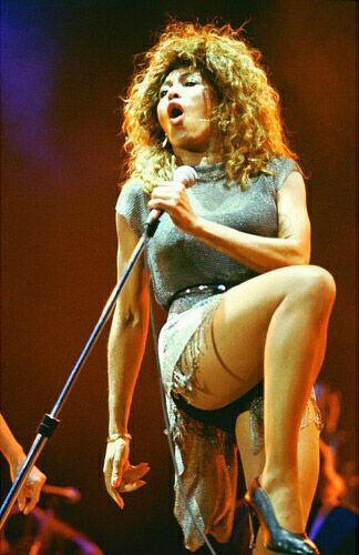 6. Tina Turner
