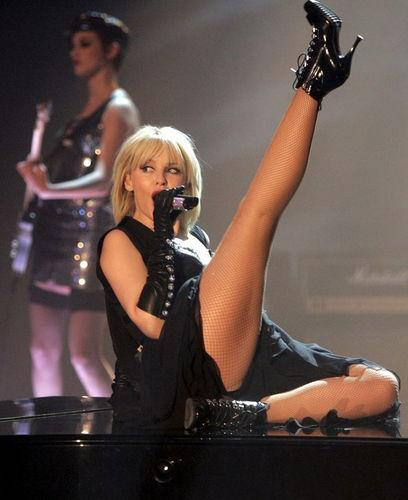 En güzel bacak kimin?