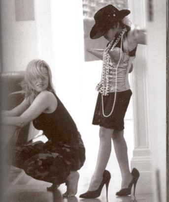 Madonna ve küçük kızı