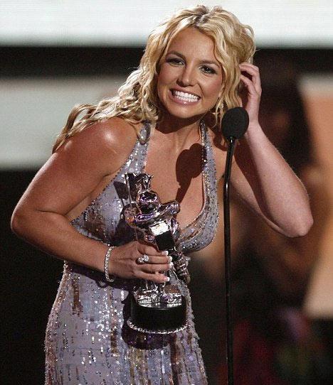 Britney MTV Video Müzik Ödülleri'nde - 1