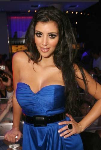 Kim Kardashian sahnede - 25