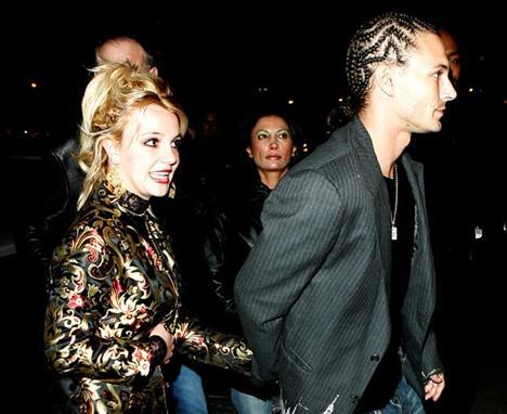 Kevin Federline ve Britney