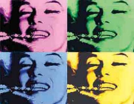 Marilyn Monroe'nun davalık pozları - 14