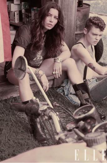 Jessica Biel ve Justin Timberlake - 2