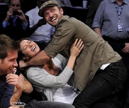 Jessica Biel ve Justin Timberlake - 8