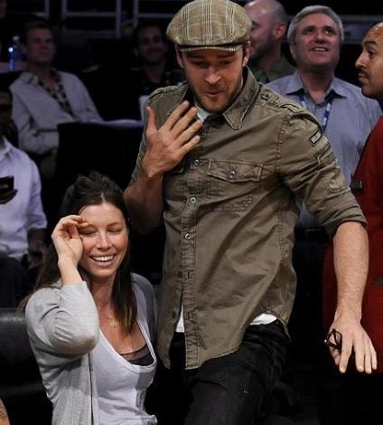 Jessica Biel ve Justin Timberlake - 10