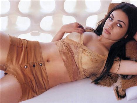 6. Mila Kunis