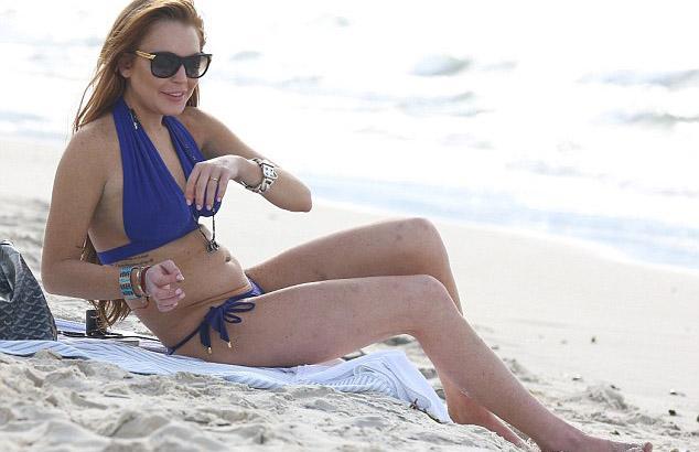 Lindsay Lohan - 19
