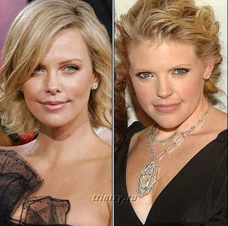 Charlize Theron - Natalie Maines