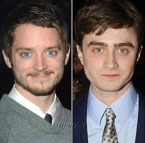 Elijah Wood - Daniel Radcliffe