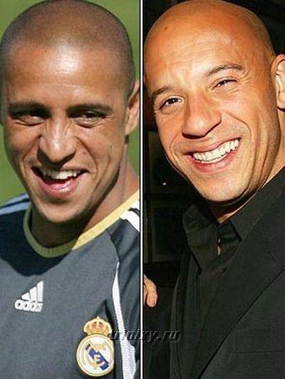 Roberto Carlos - Vin Diesel