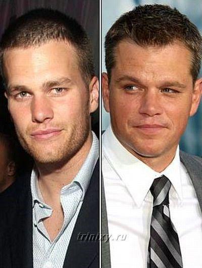 Tom Brady - Matt Damon