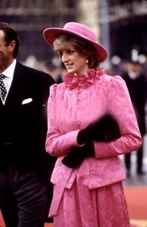 Prenses Diana, 1982