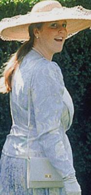 Sarah Ferguson, 1988