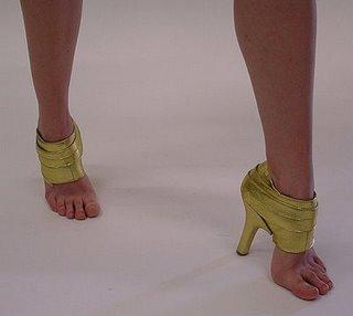 Ekstrem ayakkabılar - 1