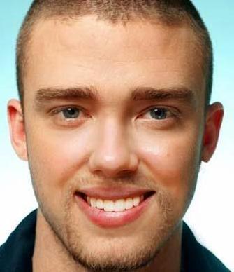 Scarlett Johanson ve Justin Timberlake karışımı...