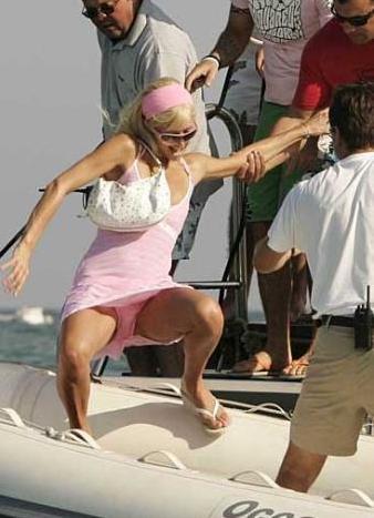 Aksi halde Paris Hilton'un başına gelenler sizin de başınıza gelebilir.