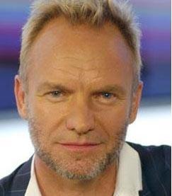 Gordon Sumner'ı herkes Sting olarak tanıyor.