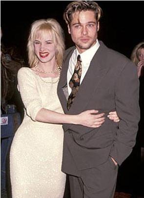 Brad Pitt, aslında hiç uyuşamayacağı bir kişiliğe sahip olan Juliette Lewis ile inatla birlikte oldu. Ama bu ilişki de uzun sürmedi.