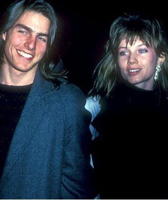 Tom Cruise ve Rebecca De Mornay, bir süre birlikte oldular. Ama bu iş de yürümedi.